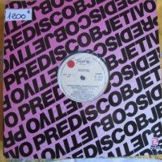 Discos de vinilo: LP - AVENIDA PASION - HERMOSA DESPEDIDA (PROMOCIONAL ESPAÑOL, TUBOESCAPE RECORDS 1986). Lote 58541860