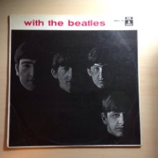 Discos de vinilo: !!! THE BEATLES !!! 3A EDICIÓN WITH THE BEATLES. Lote 58543741