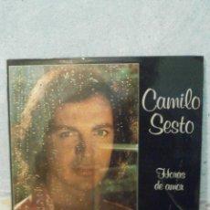 Discos de vinilo: DISCO - VINILO - LP - CAMILO SEXTO - HORAS DE AMOR - ARIOLA - 1979 -. Lote 58546377