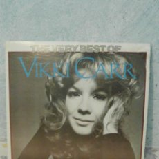 Discos de vinilo: DISCO - VINILO - LP - VIKKI CARR - THE VERY BEST - UNITED ARTISTIC RECORDS - 1975 -. Lote 58546541
