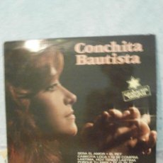 Discos de vinilo: DISCO - VINILO - LP - CONCHITA BAUTISTA - IMPACTO - 1978 - EXCELENTE ESTADO -. Lote 58546578