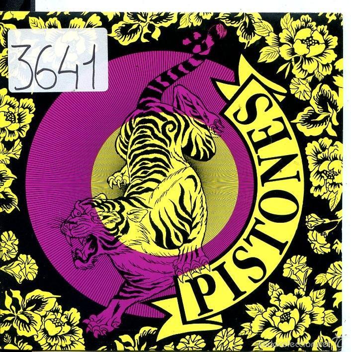 PISTONES / LA ESCAPADA (SINGLE PROMO 1992) SOLO CARA A (Música - Discos - Singles Vinilo - Grupos Españoles de los 70 y 80)
