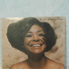 Discos de vinilo: DISCO - VINILO - LP - NANCY WILSON - SONG OF A PREACHER MAN, CAPITOL - 1969 - MUY RARO - ST-234. Lote 58551489