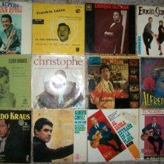 Discos de vinilo: DISCOS (LOTE 12 DISCOS VARIADOS). Lote 58554628