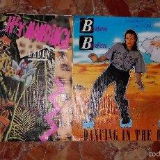 Discos de vinilo: LOTE DE SINGLE BADEN BADEN . Lote 58555483