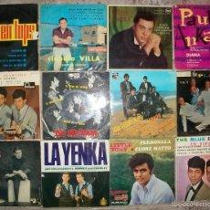 Discos de vinilo: DISCOS (LOTE 12 DISCOS VARIADOS). Lote 58556212