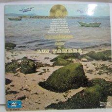 Discos de vinilo: LOS TAMARA - CANCIONES DE ORO - MARFER - 1974 - SPAIN - NM+/VG+. Lote 58556287