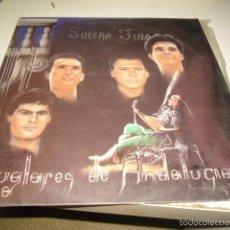 Discos de vinilo: TRAST- DISCO GRANDE 12 PULGADAS VINILO SOLERA FINA JUGLARES DE ANDALUCIA . Lote 58560234