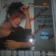 Discos de vinilo: GLORIA ESTEFAN & MIAMI SOUND MACHINE . Lote 58561934