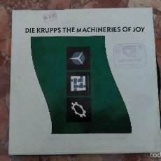 DIE KRUPPS / THE MACHINERIES OF JOY + VERSION