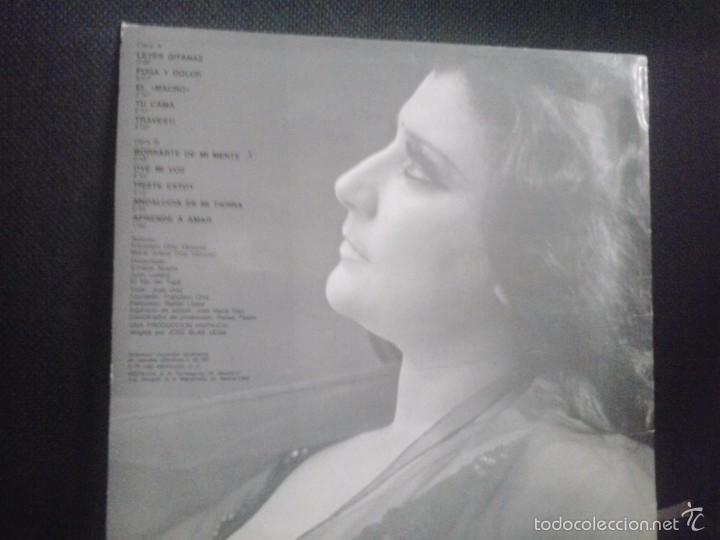 Discos de vinilo: Amina - LP 1982 - Foto 2 - 58570781