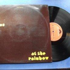 Discos de vinilo: FOCUS (AT THE RAINBOW) LP ESPAÑA 1975 PEPETO. Lote 58570990