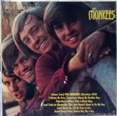 Discos de vinilo: MONKEES. MEET THE MONKEES. RCA-VICTOR, UK 1966 (LP MONO) . Lote 58575381