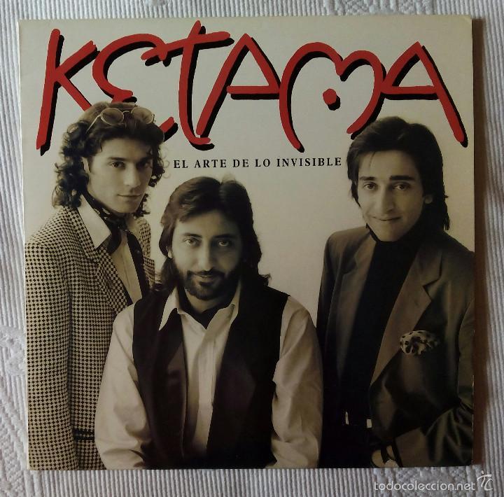 el arte de lo invisible ketama