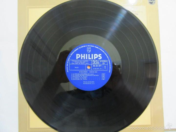 Discos de vinilo: Ricardo Jimenez - Triunfador Concurso TVE La Gran Ocasion - 1972 - NM+/VG+ - Foto 4 - 58577948