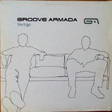 Discos de vinilo: GROOVE ARMADA : VERTIGO [UK 1999] LPX2/1ST EDITION. Lote 58580934