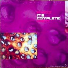 Discos de vinilo: AT JAZZ : IT'S COMPLETE! (PART 1) [UK 2001] 12'. Lote 58581010