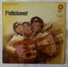 Discos de vinilo: JOSE FELICIANO, FELICIANO! (RCA) LP ALEMANIA. Lote 58582231