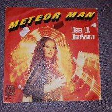 Discos de vinilo: DEE D. JACKSON METEOR MAN. Lote 58585018