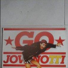 Discos de vinilo: JOVANOTTI GO. Lote 122276388