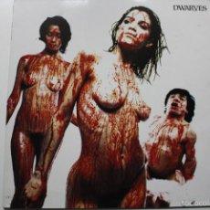 Discos de vinilo: DWARVES- BLOOD GUTS & PUSSY- GERMAN LP 1990- EXCELENTE ESTADO.. Lote 58593904