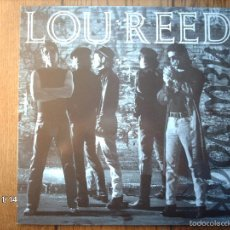 Discos de vinilo: LOU REED - NEW YORK. Lote 58594105