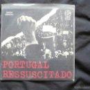 Discos de vinilo: FERNANDO TORDO, TONICHA E O GRUPO IN-CLAVE - PORTUGAL RESSUSCITADO - PORTUGUÉS - ZIP ZIP 1975. Lote 58596575