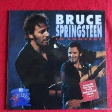 Discos de vinilo: BRUCE SPRINGSTEEN - IN CONCERT (EDICIÓN LIMITADA) // 1993 // ESPAÑA // 2 LP // A ESTRENAR . Lote 58598595