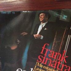 Discos de vinilo: FRANK SINATRA-ES LA VIDA-EP 1966-HRE 297 53. Lote 58599219