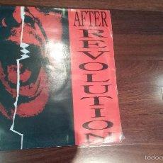 Discos de vinilo: AFTER REVOLUTION-AFTER REVOLUTION.MAXI. Lote 58600126