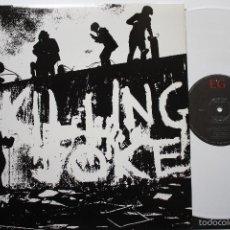 Discos de vinilo: KILLING JOKE- USA LP 1986- WHITE VINYL- COMO NUEVO.. Lote 58605684