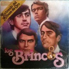 Discos de vinilo: BRINCOS. FLAMENCO/ BORRACHO/ MEJOR/ UN SORBITO DE CHAMPAGNE. ZAFIRO, SPAIN 1981 (SINGLE PROMOCIONAL). Lote 58609718