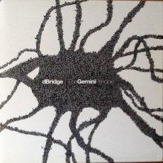 Discos de vinilo: D BRIDGE : THE GEMINI PRINCIPLE [UK 2008] 12'X4/GAT/1ST EDITION. Lote 58623450