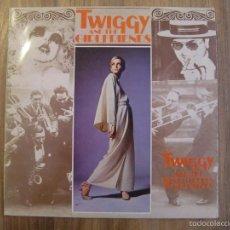 Discos de vinilo: TWIGGY (2) AND THE SILVER SCREEN SYNCOPATORS - TWIGGY AND THE GIRLFRIENDS (LP, ALBUM). Lote 58624298
