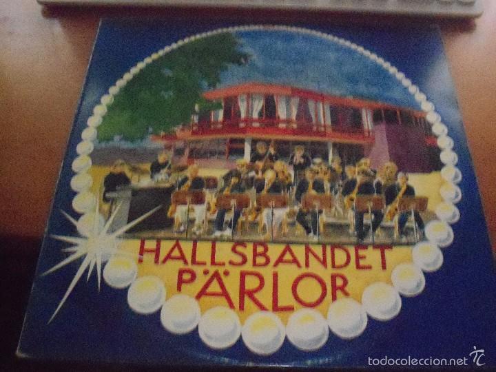 LP DE HALLSBANDET, PÄRLOR. EDICION DE 1984 (SCANDINAVIA). MUY MUY RARO. CAT# : HBR 18 (Música - Discos - LP Vinilo - Orquestas)