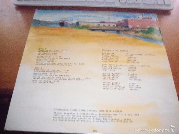 Discos de vinilo: LP de Hallsbandet, Pärlor. Edicion de 1984 (Scandinavia). Muy muy raro. Cat# : HBR 18 - Foto 2 - 58625158
