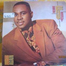 Discos de vinilo: LP - FREDDIE JACKSON - DO ME AGAIN (ITALY, CAPITOL RECORDS 1990). Lote 58625507