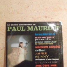 Discos de vinilo: DISCO - VINILO - LP - PAUL MAURIAT - LA GRAN ORQUESTA DE - ALBUM Nº 4 - PHILIPS - 1966. Lote 58626347