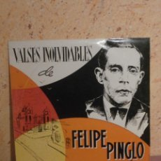 Discos de vinilo: DISCO - VINILO - LP - FELIPE PINGLO - VALSES INOLVIDABLES DE - SONO RADIO - INDUSTRIA PERUANA - 1950. Lote 58627180