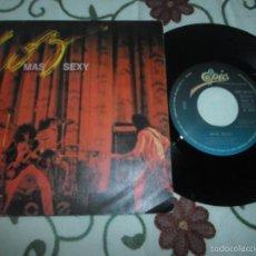 Discos de vinilo: COZ - MAS SEXY / LECHE EN POLVO. Lote 58627681