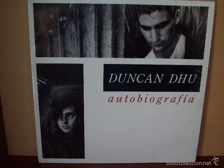 DUNCAN DHU - AUTOBIOGRAFIA -DOBLE LP (Música - Discos - LP Vinilo - Grupos Españoles de los 70 y 80)