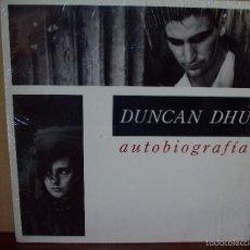 Discos de vinilo: DUNCAN DHU - AUTOBIOGRAFIA -DOBLE LP. Lote 58628085