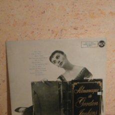 Discos de vinilo: DISCO - VINILO - LP - ALMANAQUE DE GORDON JENKINS - Y SU ORQUESTA - RCA - AÑOS 50. Lote 58628503