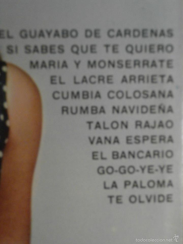 Discos de vinilo: DISCO - VINILO - LP - PASEO VALLENATO - RICARDO CARDENAS Y SUS VALLENATOS - BAMBUCO - STEREO - 50S - Foto 3 - 58631971