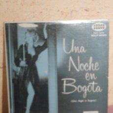 Discos de vinilo: DISCO - VINILO - LP - UNA NOCHE EN BOGOTÁ - VARIOS ARTISTAS- SEECO RECORDS INC. - COLOMBIA AÑOS 50. Lote 58631996