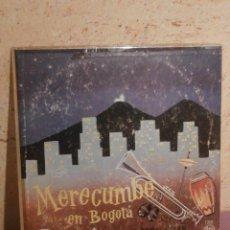 Discos de vinilo: DISCO - VINILO - LP - MERECUMBÉ EN BOGOTÁ - PACHO GALÁN Y SU ORQUESTA - TROPICAL, COLOMBIA - AÑOS 50. Lote 58632060
