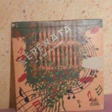 Discos de vinilo: DISCO - VINILO - LP - DUETO DE ANTAÑO - SERENATA CON - ZEIDA - COLOMBIA AÑOS 50. Lote 58632215