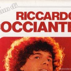 Discos de vinilo: L'ALBUM DI RICCARDO COCCIANTE - TRES LP'S. Lote 58633042