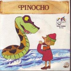 Discos de vinilo: PINOCHO -- SINGLE. Lote 58633109