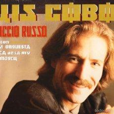 Discos de vinilo: LUIS COBOS - CAPRICCIO RUSSO - ORQUESTA SINFONICA DE LA RTV DE MOSCU. Lote 58633416